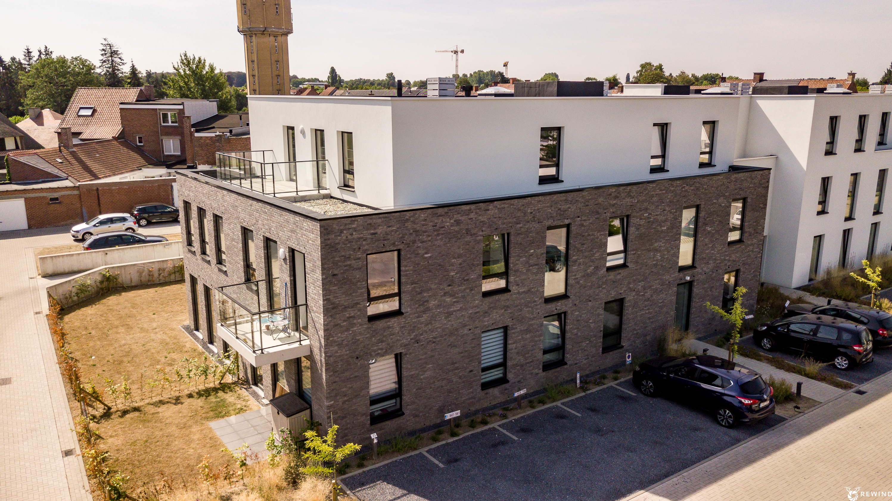 Project appartementsbouw