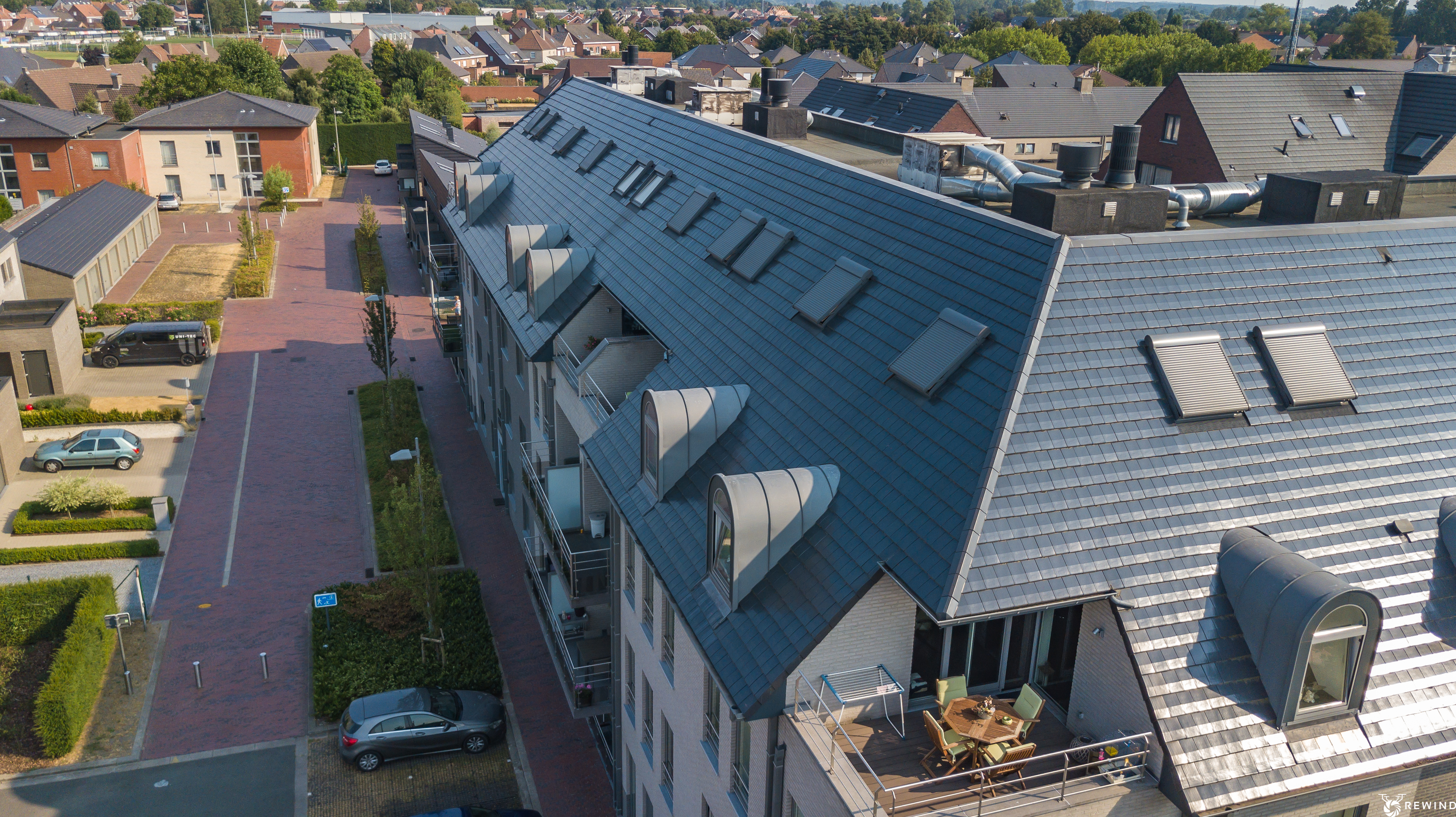 Project appartementsbouw